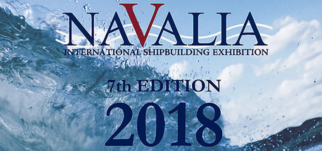 Salones náuticos - Cartel Navalia 2018