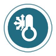 Icono refrigeración
