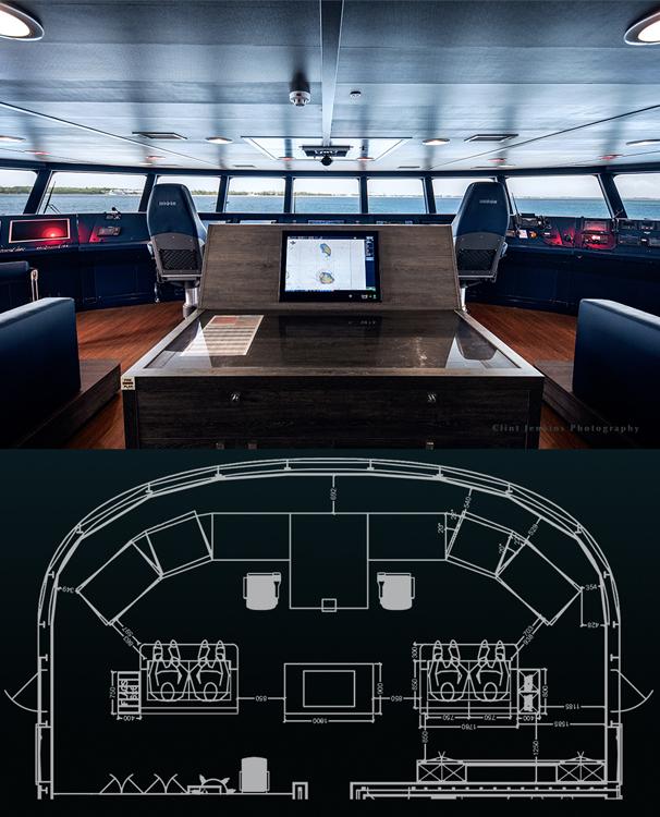 Hodor cabina de control Acastimar página ingeniería