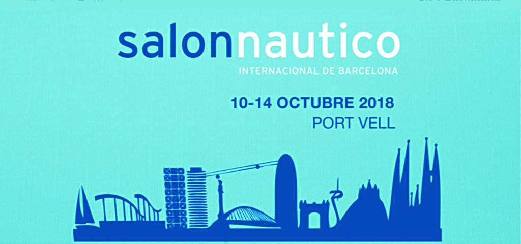 Salones náuticos - Cartel salón náutico Barcelona 2018