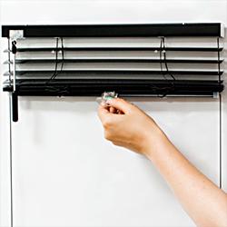 Skyvenetian Alloy - control - manual - Dometic - Acastimar