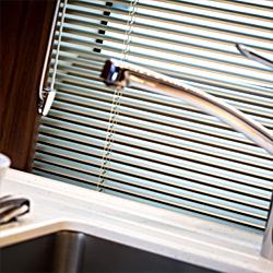 Skyvenetian Alloy - look - contemporáneo - manual - Dometic - Acastimar