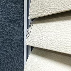 Skyvenetian Leather - Detail - Sidetrack - Dometic - Acastimar