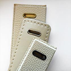Skyvenetian Leather - detail - slat - Dometic - Acastimar