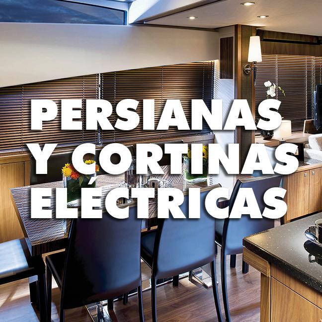 cortinas persianas eléctricas Dometic